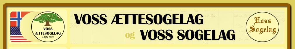 Voss Ættesogelag